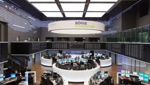 Deutsche Börse profitiert von teurem Gas