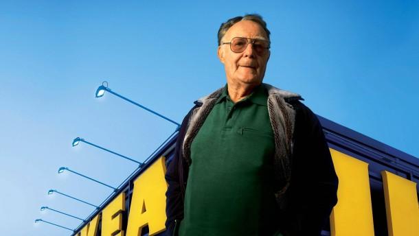 Ingvar Kamprad kehrt nach Schweden zurück