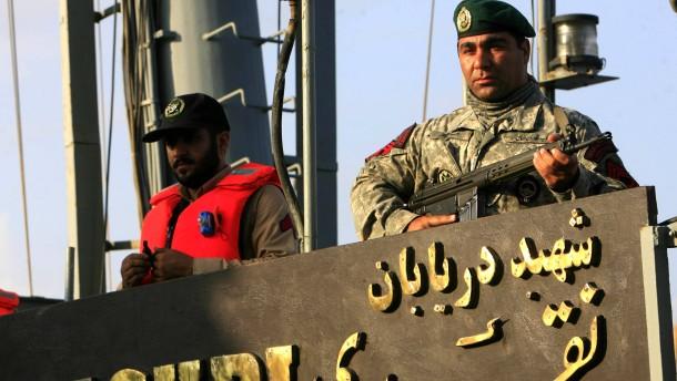 Tiefe Spuren der Iran-Sanktionen