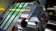 Gelddruckerei streicht 1000 Stellen