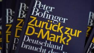 Braucht Deutschland den Euro, oder braucht es ihn nicht?