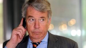CDU-Schatzmeister hortete Geld in Briefkastenfirma