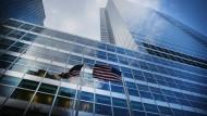 Das Hauptquartier der berühmtesten Investmentbank der Welt steht in New York.