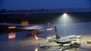Ryanair kann bei Lufthansa nicht landen