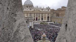 Touristen im Vatikan können nicht mehr mit Karte zahlen