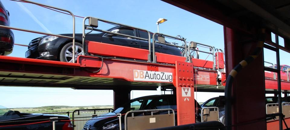 Privatbahn Rdc Will Autozug Nach Sylt übernehmen