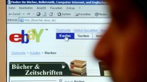 Ebay will Umsatz von 10 Milliarden Dollar erreichen