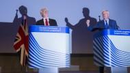 Bei den Verhandlungen um den Brexit gibt es keine Fortschritte. Und nun beklagen sich auch noch mächtige WTO-Mitglieder.