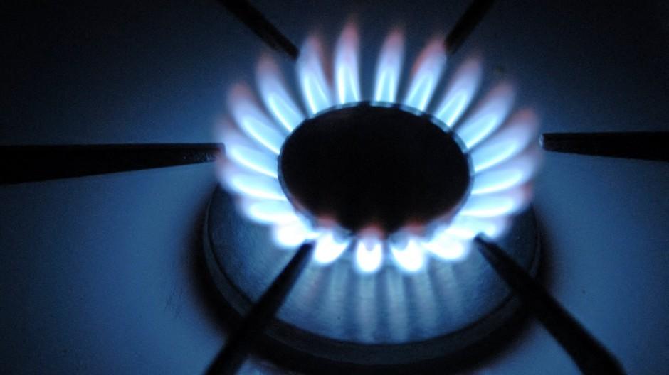 Teurer Rohstoff: Der steigende Gaspreis bereitet vielen Branchen Sorgen.