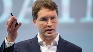 3,6 Millionen Euro für den Daimler-Chef