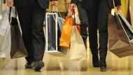 Kauflaune der Deutschen trotz Rückgang auf hohem Niveau