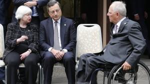 """""""Das Wichtigste sind Strukturreformen"""""""