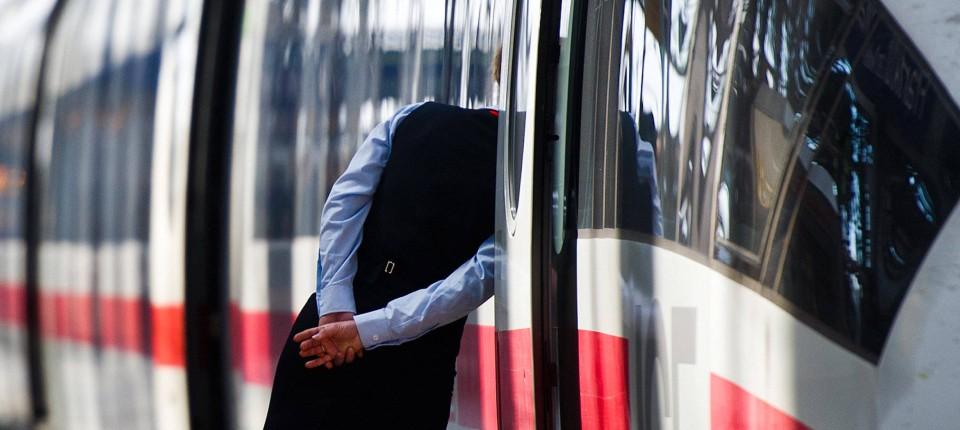 Bewerbung Bei Deutscher Bahn Ein Selbstversuch