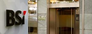 BSI-Filiale in Zürich