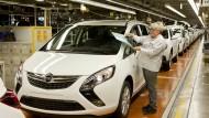 Erfolgsgeschichte: Trotz der Wirren um die Diesel-Variante des Zafira steigert Opel die Verkäufe sprunghaft
