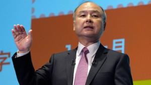 Dieser Japaner bastelt an einem Internetriesen