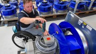 Große Unternehmen beschäftigen mehr Behinderte