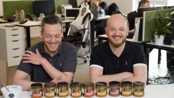 Suppen-Revoluzzer werden Umsatzmillionäre