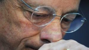 EZB plant offenbar Zinsschwelle für Anleihekäufe
