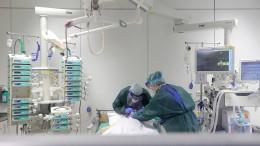 Medikament für schwer lungenkranke Corona-Patienten