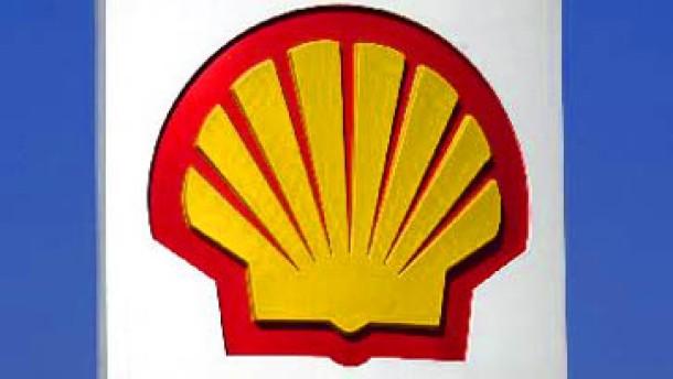 Shell-Gewinn sinkt mit dem Ölpreis