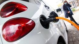 E-Auto-Flotte wächst schneller als Zahl der Ladestationen