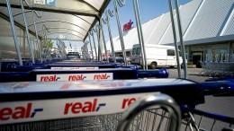 34.000 Real-Mitarbeiter streiken