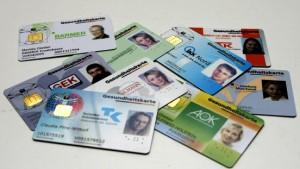 Regierung will Kassenchef-Gehälter nicht kappen