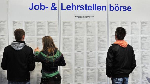 Serie Deutsche Einheit - Jugend und Jobs