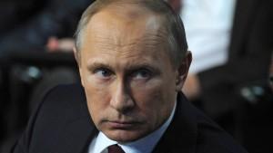 Putin braucht das Ausland nicht
