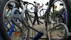 Schlechte Zeiten für Fahrraddiebe