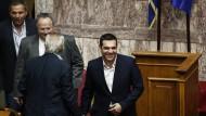 Tsipras macht Ernst mit dem nächsten Sparpaket. Doch die Gläubiger werden noch mehr verlangen.