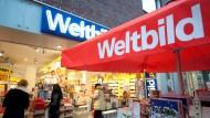 """""""Weltbild""""-Filiale in Dortmund: Keine Zukunft?"""