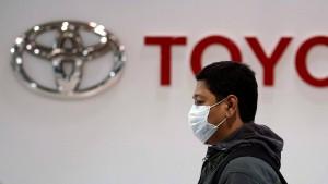 Toyota kauft 300 Softwareingenieure für das autonome Fahren