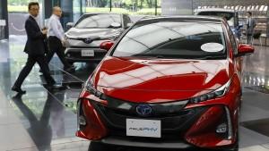 Toyota und Mazda planen gemeinsame Fabrik in Amerika