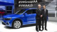 VW-Aufsichtsrat streitet über Entlastung des Vorstands