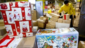 200.000 Pakete bleiben liegen