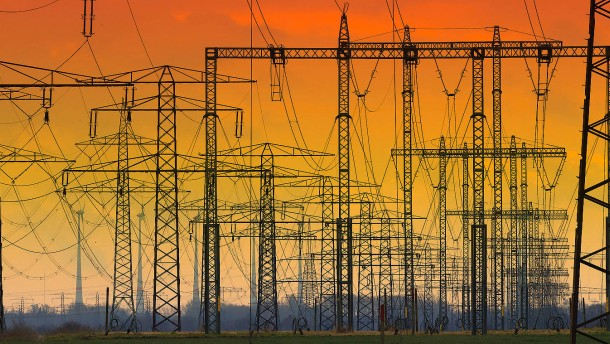 Das Stromnetz im Hitzetest