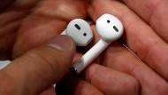 Apple verschiebt den Start seiner drahtlosen Ohrhörer