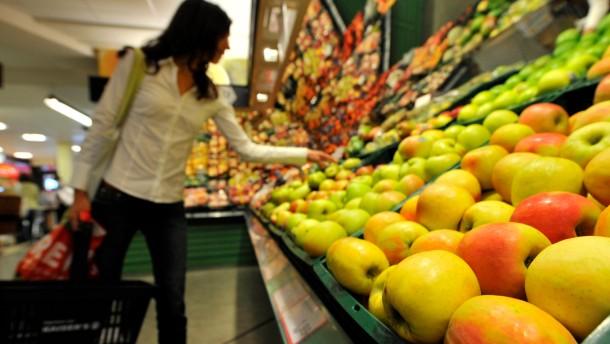 Aigner erwartet drei Prozent Preisanstieg bei Lebensmitteln