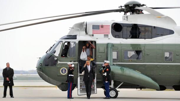 Obama muss sich bewegen