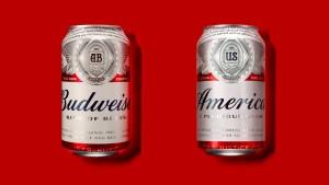Budweiser gibt sich patriotisch