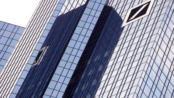 Deutsche Bank streicht Stellen