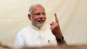 Die große Wette auf Indien