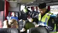 Grenzkontrollen: Sie bringen unser Schweden-Bild ins Wanken.