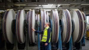 Bertelsmann-Großdruckerei schließt ihre Tore
