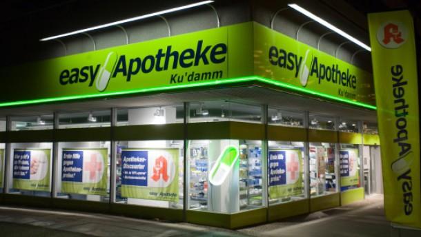 Rückschlag für die neuen Apotheken