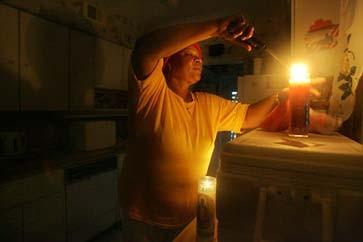 Kein Strom, kein Öl, kein Benzin