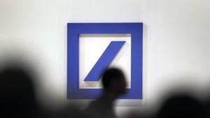 Die Bilanz der Deutschen Bank ist ein Mysterium