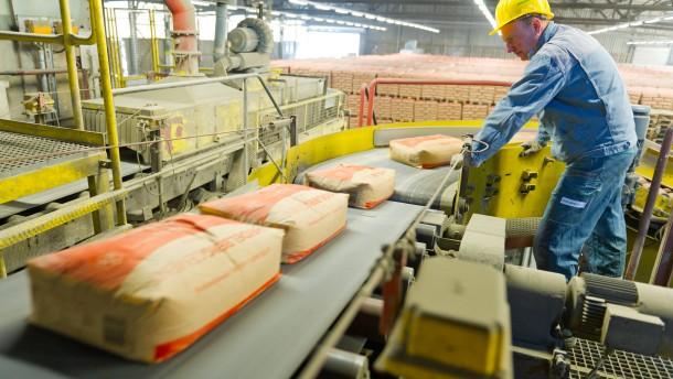 Die nächste Milliardenfusion in der Zementindustrie